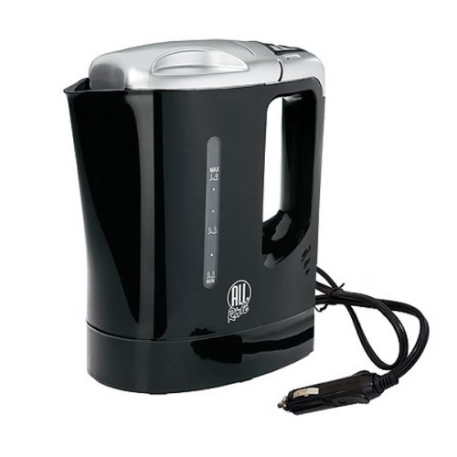 All Ride 12 V 170 W 1 L Electric Kettle