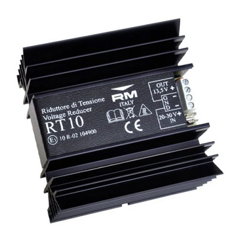 R.M. MOD.RT10 Voltage Reducer 10 A Max