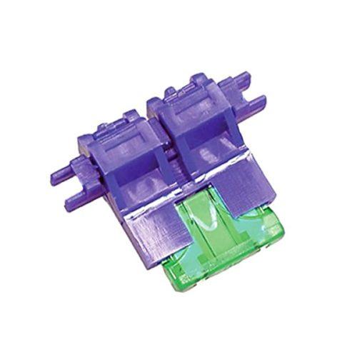 Sharman's KCFH Kwik-Connect Crimp Type Fuse Holder (100 Pcs)
