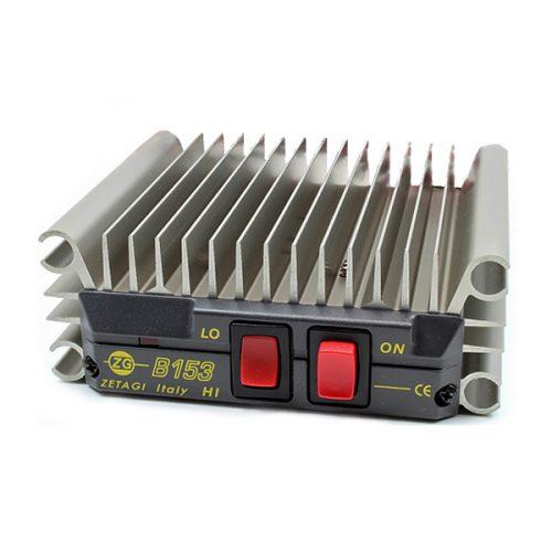 Zetagi B153 MOSFET Amplifier 100 W AM / FM, 200 W SSB Max