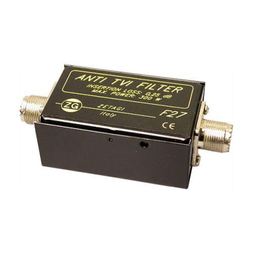 Zetagi F27 Low-Pass TVI Filter