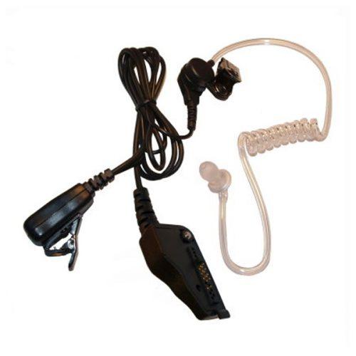 Acoustic Tube Earpiece for Kenwood Handheld Transceivers