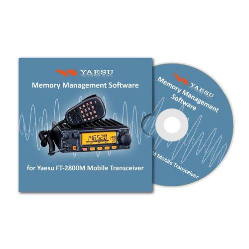 Memory Management Software for Yaesu FT-2800M Mobile Transceiver