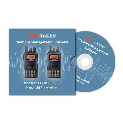 Memory Management Software for Yaesu FT-60E (FT-60R) Handheld Transceiver
