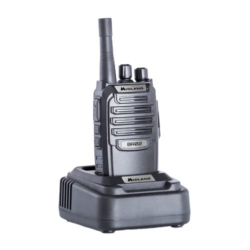 Midland-BR-02-PMR446-Business-Radio-Transceiver-Inc-Charger