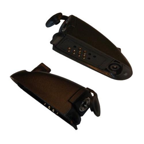 Motorola GP320 / 340 to Visar 3.5 mm Threaded Plug Type Audio Accessory Adapter