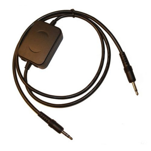 Universal RX Data Mode Cable for Receivers Fitted with 3.5 mm Audio Output Jack