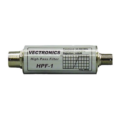 Vectronics HPF-1 Filters