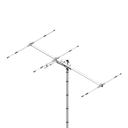 Sirio SY 50-3 Yagi Beam Antenna